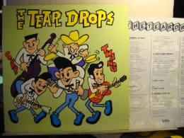 TEAR DROPS / S/T ORIGINAL