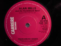 ALAN MILLS AND THE HUCKLEBUCK BAND / HUCKLEBUCK SH