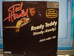 TED HEROLD / READY TEDDY(GOODY-GOODY)